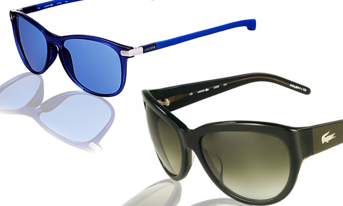 Lacoste Sunglasses: Lacoste Sunglasses. Multiple Styles Available. Free Returns.