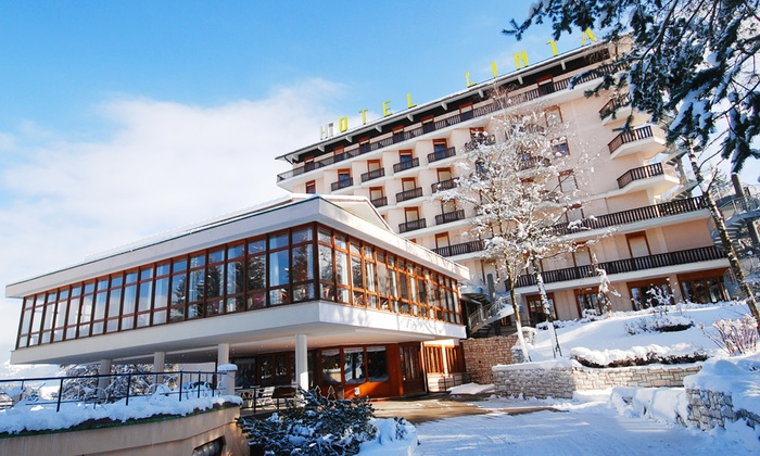 Linta park hotel wellness resort a asiago vicenza for Asiago centro hotel