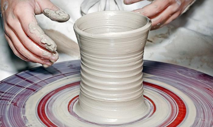 Desert Dragon Pottery - Phoenix: Pottery Classes at Desert Dragon Pottery (Up to 59% Off). Three Options Available.