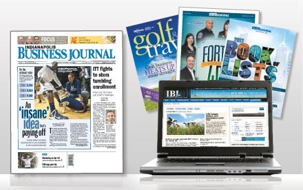 One-Year Print Subscription with Option for Premium Online Subscription to Indianapolis Business Journal (Up to 57% Off)