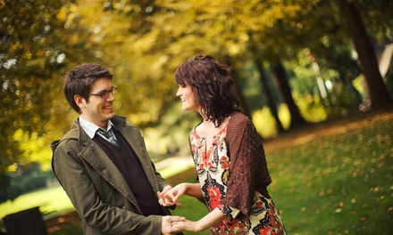 $99 for a 60-Minute Engagement Photo Shoot and CD of Images from Camara Cole Photography ($250 Value)
