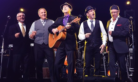 The Hit Men at Temple Performing Arts Center on October 9 at 7:30 p.m. (Up to 36% Off)