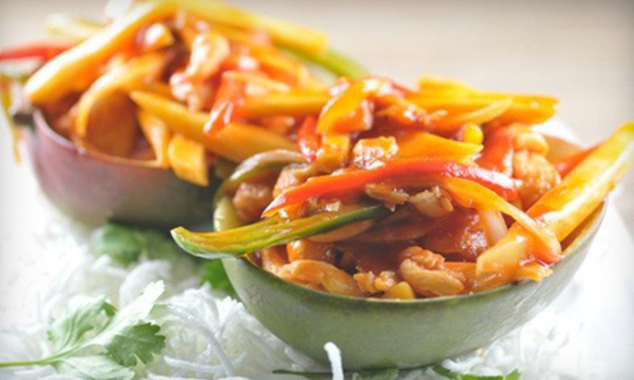 Banana Leaf - Multiple Locations: $10 for $20 Worth of Malaysian Cuisine at Banana Leaf