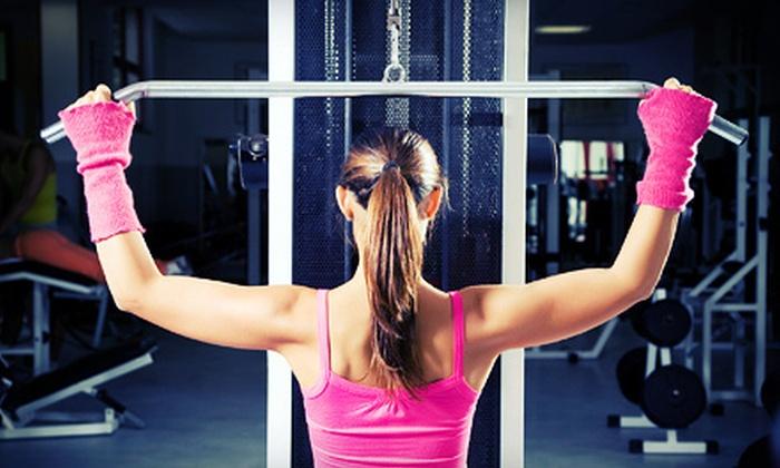 Oxygen Fitness for Her - Oxygen Fitness for Her: $36 for $80 Worth of Gym Visits at Oxygen Fitness for Her