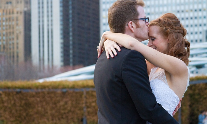 Elizabeth Jane - Chicago: 120-Minute Wedding Photography Package from Elizabeth Jane (45% Off)