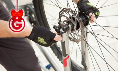 image for Full Service Package for £20 at Bikes and Sports (64% Off)