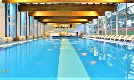 Terme di Monticelli: fino a 3 notti, trattamento a scelta e Spa Hotel delle Rose Terme & Wellness Spa 4*L