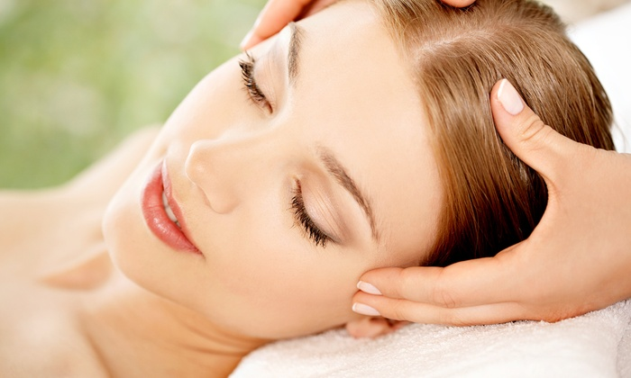 Michelle's Beauty Day Spa - Alexandria: Massage with Optional Spa Facial or Massage with Oxygenating Facial at Michelle's Beauty Day Spa (Up to 53% Off)