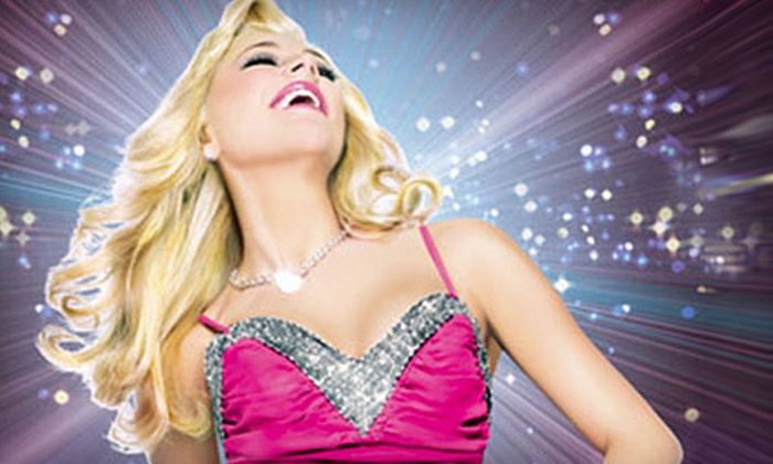 """""""Legally Blond the Musical"""" - Palm Beach Gardens: $21 for Two to See """"Legally Blonde the Musical"""" at The Borland Theatre on May 17–19 (Up to $43.38 Value)"""