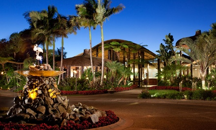 Stay at Paradise Point Resort & Spa in San Diego, CA. Dates Available into April.