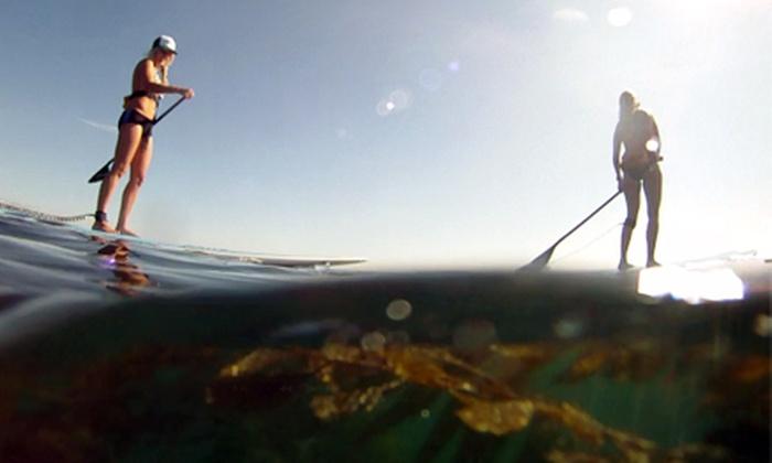 Paddle Sports Center - Santa Barbara: Water Sports at Paddle Sports Center (Up to 55% Off). Three Options Available.
