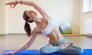 I Guerrieri Del Fuoco: 10 o 20 lezioni di Hatha Yoga di un'ora (sconto fino a 70%)
