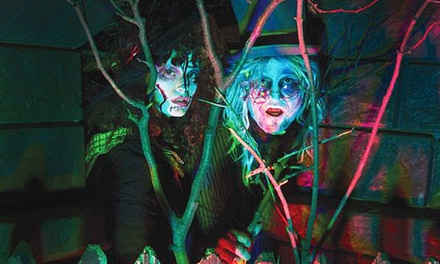 $25 for Admission for One with Collector's T-Shirt and Parking at Disturbia Screams in the Park ($58.50 Value)