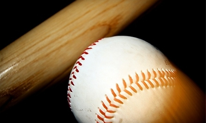 D-BAT Sports - Golden Triangle: $30 for a 30-Minute Private Baseball or Softball Lesson and 20 Turns in a Batting Cage at D-BAT Sports ($70 Value)