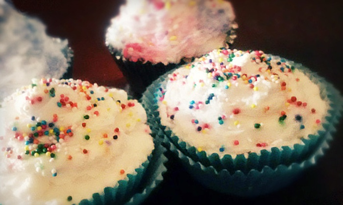 Sugar and Suds Cupcake Soaps - Tucson: Four or Eight Large Handmade Cupcake-Shaped Soaps from Sugar and Suds Cupcake Soaps (Up to 67% Off)
