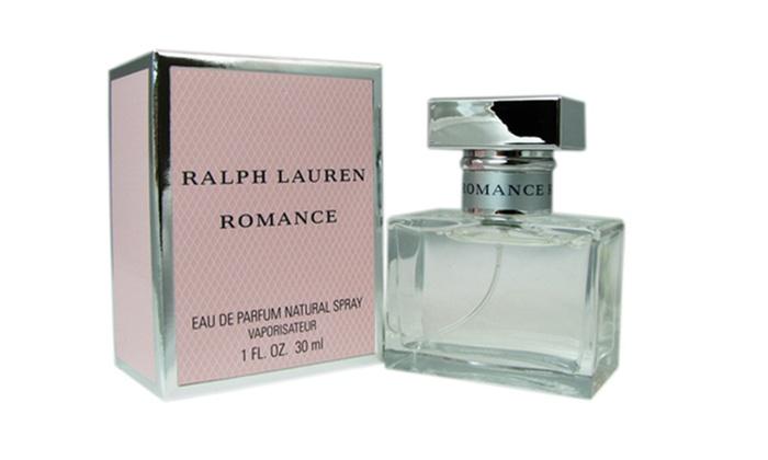 Ralph Lauren Romance Eau de Parfum Spray for Women: $34.99 for Ralph Lauren Romance Eau de Parfum Spray for Women; 1 Fl. Oz. ($48 List Price). Free Shipping.