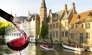 Australian Fine Wines: Boot- of zoektocht door Lier voor 2 pers., met wijn en tapas bij Australian Fine Wines vanaf € 39!