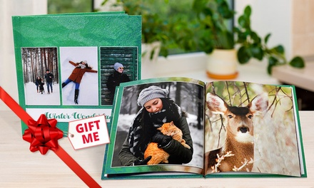 Personalised Photobook: Softcover .95 or Hardcover .95 Don't Pay up to $254.95