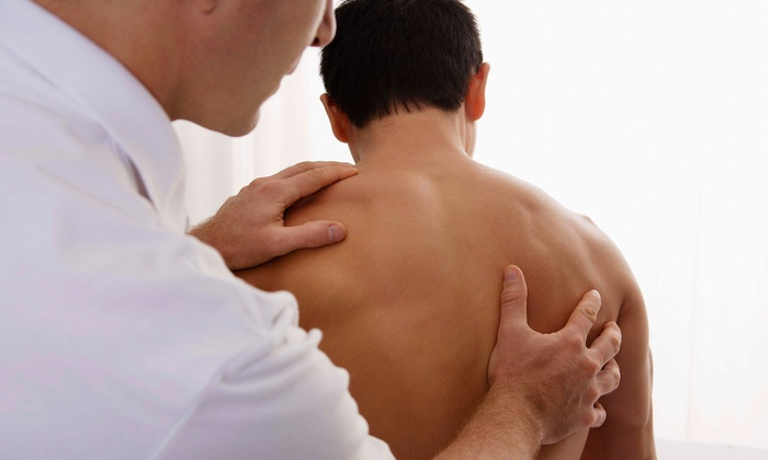 HealthSource of Montgomery - Montgomery: Chiropractic Exam, X-rays, and Results with 60- or 90-Minute Massage at HealthSource of Montgomery (Up to 94% Off)