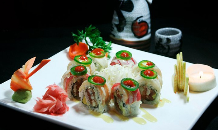 Wildfish - Deerfield: $22 for $40 Worth of Japanese Food and Drinks at Wildfish