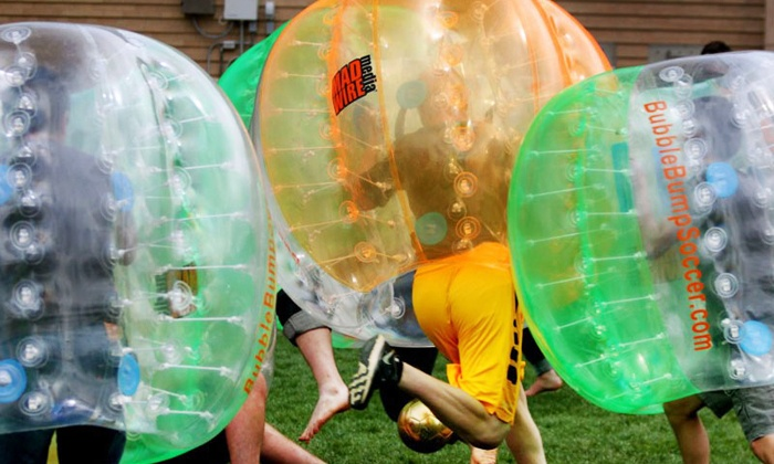 Bubble Soccer Idaho - Boise: $225 for a Half Day of Bubble Soccer with 10 Bubble Balls from Bubble Soccer Idaho ($450 Value)