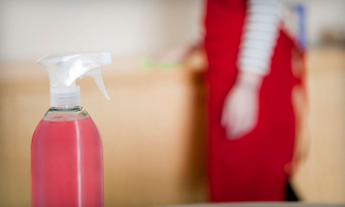 Personal Maid Service - Portland, ME: $39 for Three Hours of Housecleaning from Personal Maid Service ($90 Value)