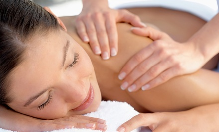 One or Two 60-Minute Massages and Stress-and-Pain Reviews at Massage Advantage (Up to 65% Off)