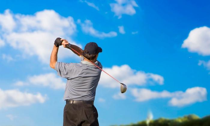 Robin Nigro Golf Academy  - Little Blue Valley: $30 for $50 Worth of Driving Range Balls at Robin Nigro Golf Academy