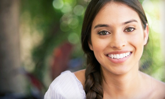 South Tampa Dentistry - Virginia Park: $129 for a Zoom! Teeth-Whitening Treatment at South Tampa Dentistry (Up to $499 Value)