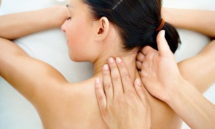 Studio 101 Salon & Spa - Swanton: 60-Minute Relaxation Massage with Option for Spa Facial at Studio 101 Salon & Spa (Half Off)