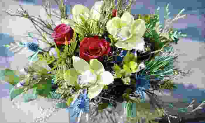 Botany Floral Studio - Toronto: Two-Hour Floral Arranging Class or $30 for $60 Worth of Fresh-Cut Flowers at Botany Floral Studio