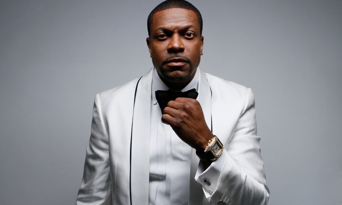 Chris Tucker - The Chicago Theatre: Chris Tucker at The Chicago Theatre on Saturday, January 24, at 8 p.m. (Up to 40% Off)