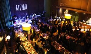 MEMO RESTAURANT: Memo Restaurant - Cena con bottiglia di vino e spettacolo (sconto fino a 72%)