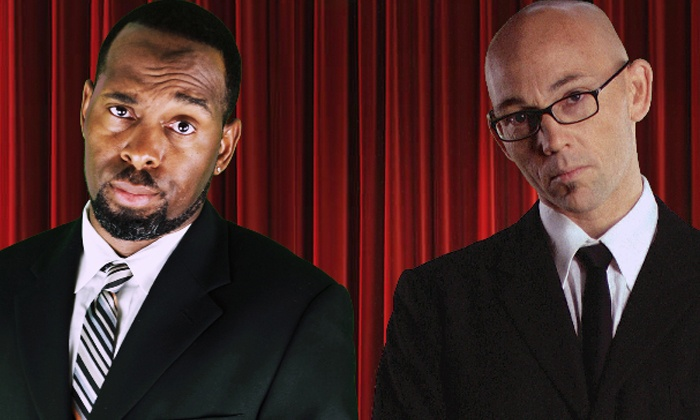 Ty Barnett & Ian Harris - The Grand Ballroom: Comedy Show for One or Two with Ty Barnett & Ian Harris on January 18 at 7 p.m. (Up to 43% Off)