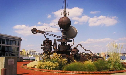 Admission for Two Adults or Family of Four to Baltimore Museum of Industry (Up to 79% Off)