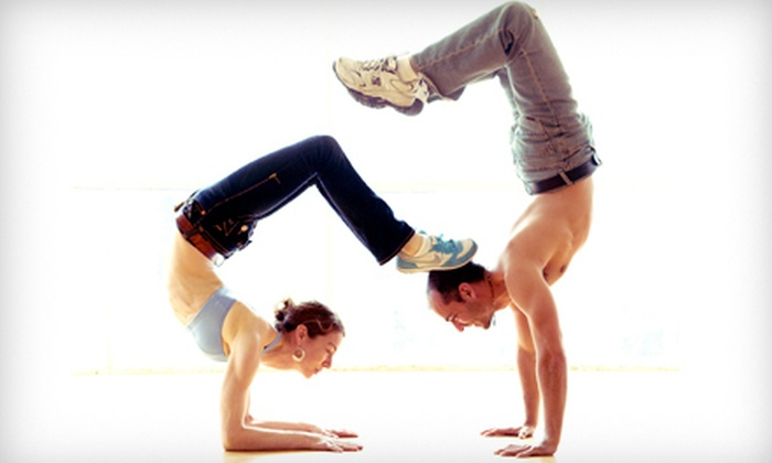 UpDog Yoga and Cycling - Crescent,West Hollywood North,WeHo: Bring a Friend to One Yoga Class