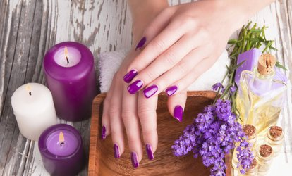 image for Gel Manicure or Pedicure (£12) or Both (£22) at Lady Glamoureyes