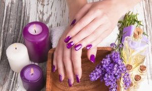 Lady Glamoureyes: Gel Manicure or Pedicure (£12) or Both (£22) at Lady Glamoureyes (Up to 71% Off)
