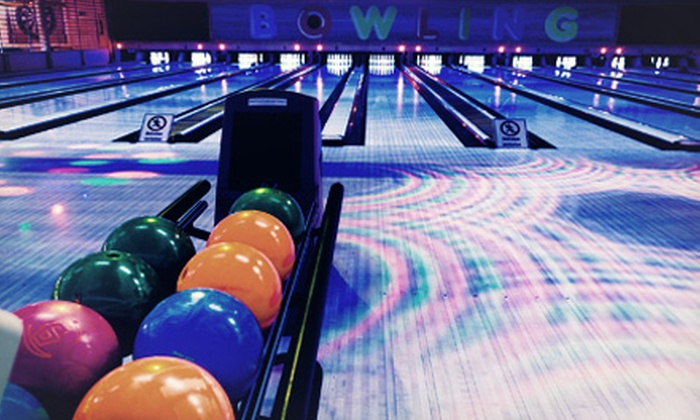Splitz - Splitz: Lane Rental for Two or Four with Shoes and Game Tokens at Splitz (Up to 52% Off)