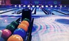 Splitz Bowling Center - Splitz: Lane Rental for Two or Four with Shoes and Game Tokens at Splitz (Up to 52% Off)