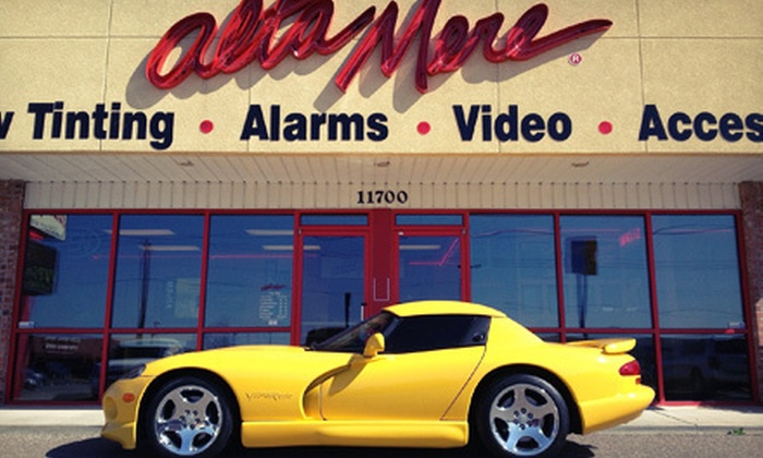 Alta Mere - South Oklahoma City: Viper Ultra Window Tinting for a Truck, Car, or SUV or Minivan at Alta Mere (Up to 53% Off)
