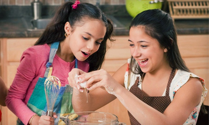 Young Chefs Academy - Peters: $25 for Two Kids' Cooking Classes at Young Chefs Academy ($50 Value)