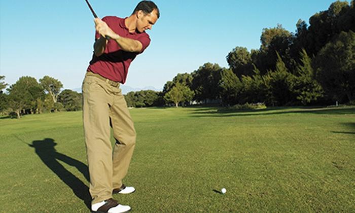 Tom Gillis Golf Instruction - Wenham: $248 for $450 Worth of Golf Lessons at Tom Gillis Golf Instruction