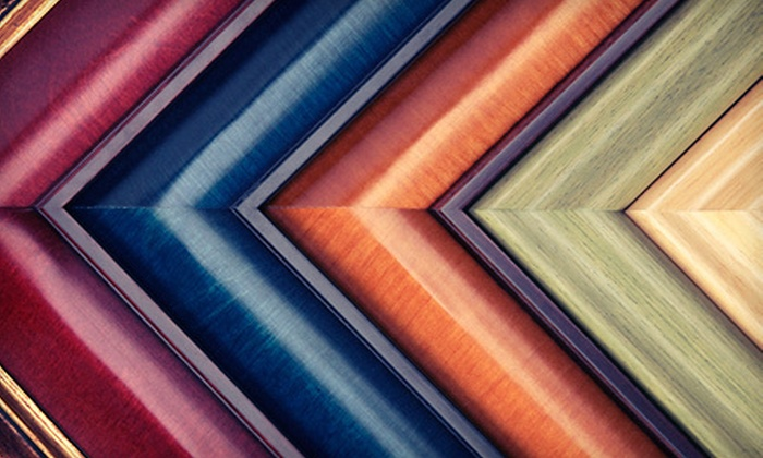 Framing by Art Galaxy - Germantown: $40 for $110 Worth of Framing and Frame-Repair Services at Framing by Art Galaxy