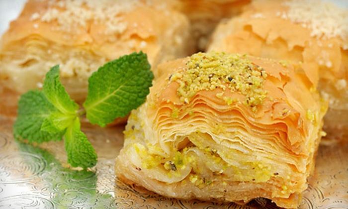 Baklava Grill - Metro West: $10 Worth of Mediterranean Food