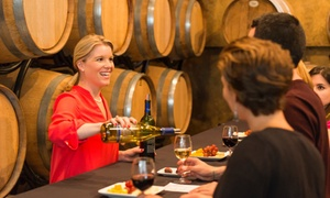 Drinks, Cheese & Charcuterie at Crossing Vineyards & Winery (Up to 68% Off). Four Options Available.