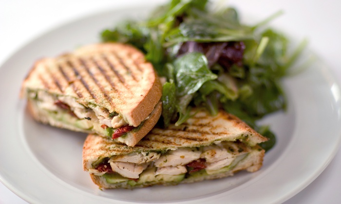Midnight Sun Cafe - Downtown: $14 for Lunch for Two with Sandwiches or Salads and Drinks at Midnight Sun Cafe (Up to $29.90 Value)