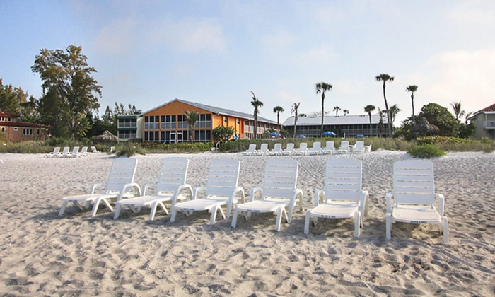 Silver Sands Gulf Beach Resort - Longboat Key: Three-Night Stay at Silver Sands Gulf Beach Resort in Longboat Key, FL
