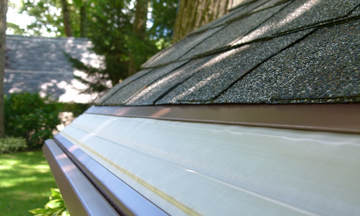 MasterShield - Tukwila Urban Center: $20 Buys You a Coupon for $400 Off Installation Of Master Shield's Leafless Gutter System at MasterShield