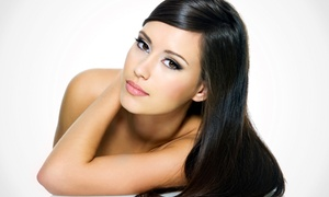 Libby at New Haven Hair and Skin Studio: Haircut and Conditioning with Optional Brazilian Blowout from Libby at New Haven Hair and Skin Studio (Up to 67% Off)